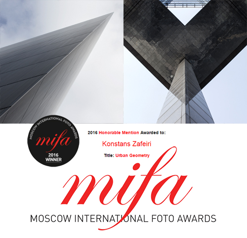 MOSCOW INTERNATIONAL FOTO AWARDS 2016